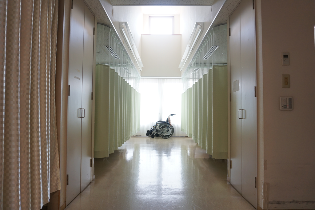 桐ヶ丘やまぶき荘 多床室